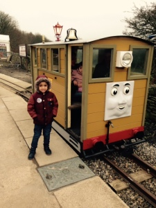 Platform Ride - TOby