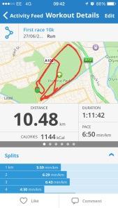 vic park run
