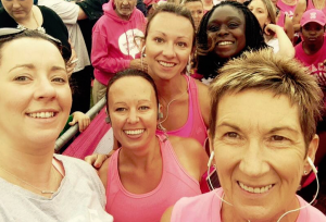 race for life croydon